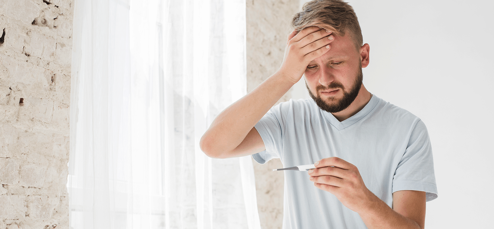Can allergies cause a fever?